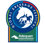 Global Dressage Festival Logo
