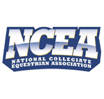 National Collegiate Equestrian Association Logo